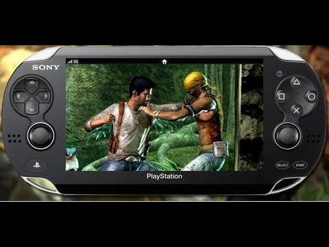 preview-Uncharted: Golden Abyss NGP - Technology Integration (IGN)