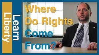 Where Do Rights Come From? Video Thumbnail