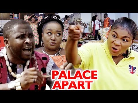 Palace Apart ( COMPLETE MOVIE) - Destiny Etiko & Onny Micheal 2020 Latest Nigerian Movie