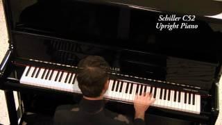Download Lagu Schiller C52 Concert Upright Piano Video Demo Mp3