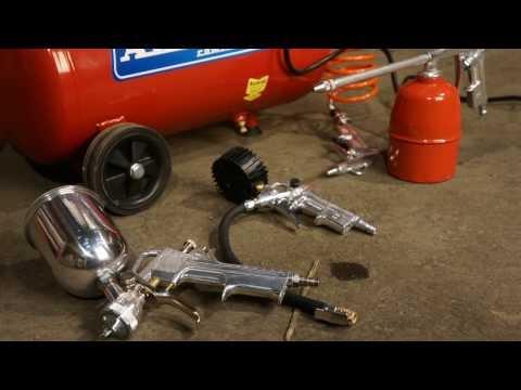 Компрессор Air-25: стабильная подача воздуха в любых обстоятельствах