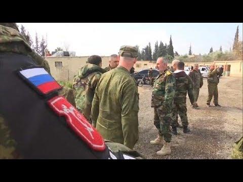 Συρία: Τζιχαντιστές σκότωσαν Ρώσους στρατιώτες