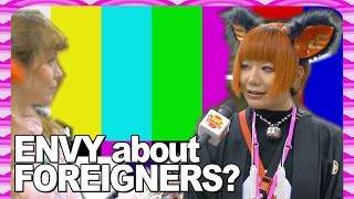Video JEALOUS? What Japanese girls and boys envy about foreigners MP3, 3GP, MP4, WEBM, AVI, FLV Agustus 2019