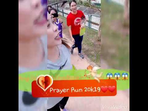 Prayer Run 2020 🤪🤪🤪🙏🙏🙏🙏🙏