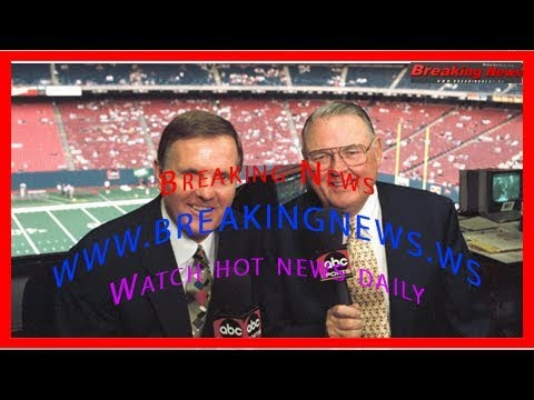 Keith jackson, the legendary voice of college football, dead at 89