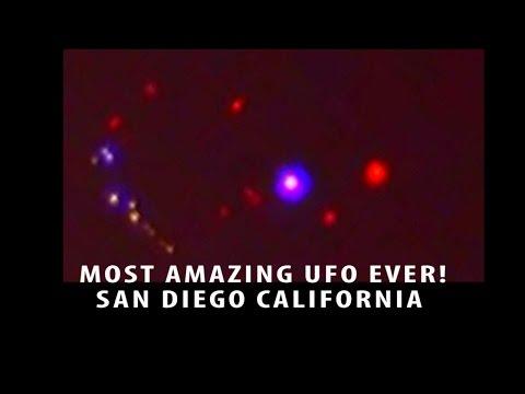 Most Amazing UFO ever!?! San Diego, California! 2015