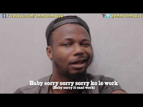 This Emma OMG's Parody Of Runtown's Mad Over You Will Have You Reeling In Laughter