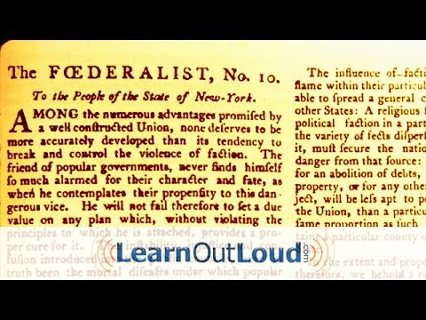 an analysis of the federalist 10 of james madison