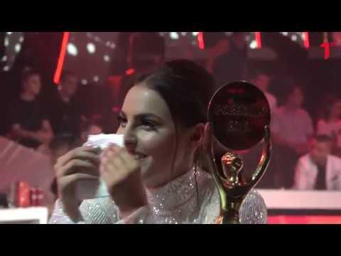Džejla Ramović nakon pobede u Zvezdama Granda nije mogla da obuzda suze