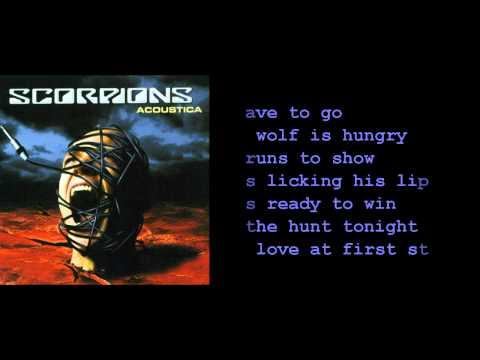 Tekst piosenki Scorpions - Hurricane 2001 po polsku