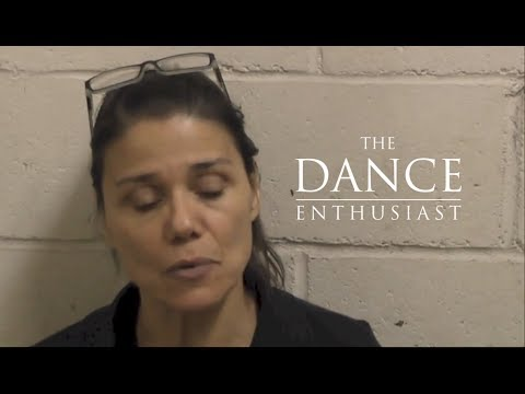 New York Dance Up Close: Patrica Hoffbauer - A Brazilian in New York