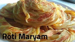 Video ROTI MARYAM -  Kenyal Gurih Berlapis seperti mie MP3, 3GP, MP4, WEBM, AVI, FLV November 2018