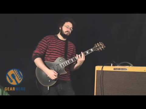 Black Lion Audio Auteur Electric Guitar Demonstration