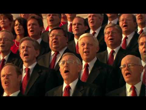 """America The Beautiful"" Live At Jefferson Memorial With The Mormon Tabernacle Choir"