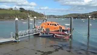 Kingsbridge United Kingdom  City pictures : Salcombe Harbour & RNLI Lifeboat Kingsbridge Estuary Devon England UK
