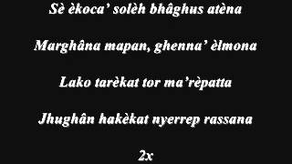 Syi'ir Tanpo Waton | Bahasa Madura