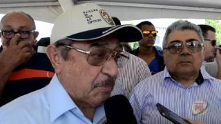 Maranhão vem a Coremas, assinar ordem de serviço para revitalizar o completa e confirma candidatura própria do PMDB ao governo do Estado