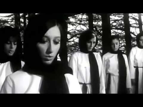 فيروز زهرة المدائن 1967