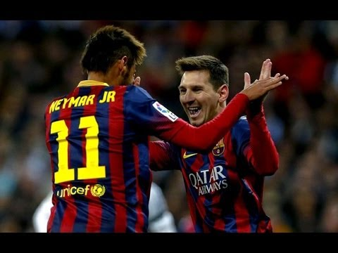 Real Madrid vs Barcelona 3-4 All Goals & Highlights – 23/03/2014 | HD