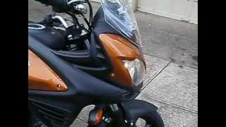 9. 2012 Suzuki Vstrom 650 ABS Review