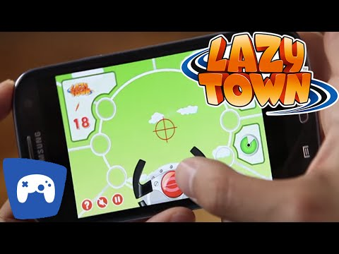 Video of LazyTown AirShip Challenge Pro