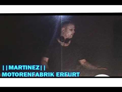 MARTINEZ // Motorenfabrik Erfurt // 02.06.12 // Handz UP Mutha Funkaz!