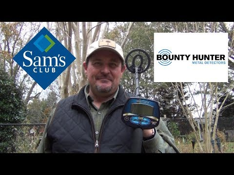 Bounty Hunter Tracker Pro Available ONLY at Sams Club!