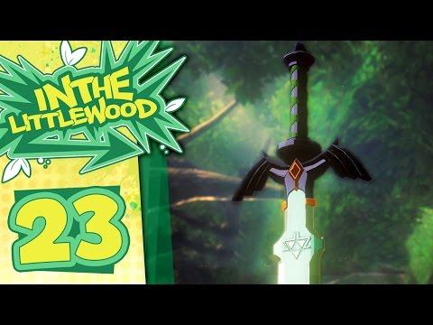 The Legend Of Zelda: Breath Of The Wild - Part 23 - The Lost Woods (видео)
