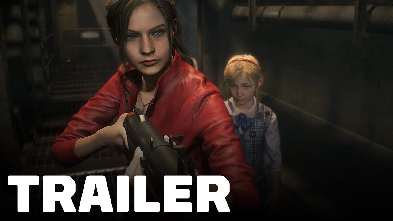 Capcom'dan Büyük Oyunlar – Resident Evil 2 ve Devil May Cry 5 Yeni Video resimi