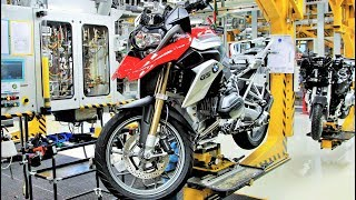 6. BMW Motorcycle Assembly - Berlin Plant