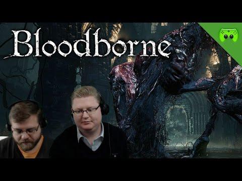 BLOODBORNE # 21 - Der Blutnascher «» Let's Play Bloodborne Together   HD Gameplay