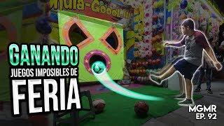 Video GANANDO Juegos IMPOSIBLES de FERIA - MiniGames en el Mundo Real EP. 92 MP3, 3GP, MP4, WEBM, AVI, FLV Juni 2019