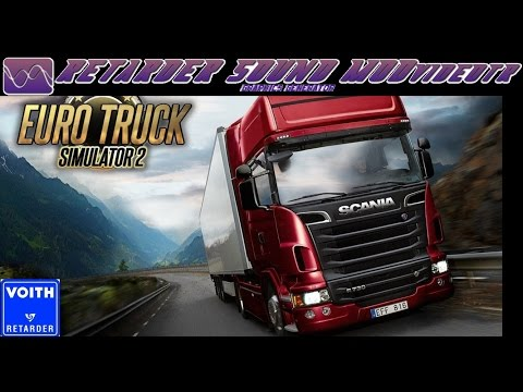 Very Nice Real Retarder Sound FOR ALL TRUCKS