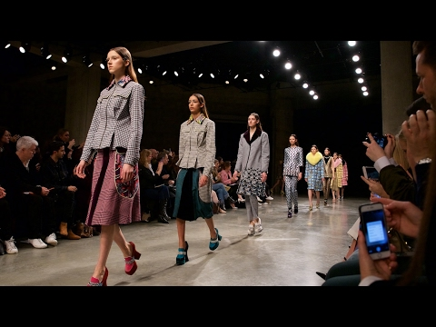 Mulberry: Highlights at London Fashion Week