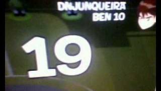 Recorde De Gols Copa Toon 2011(parte 2)