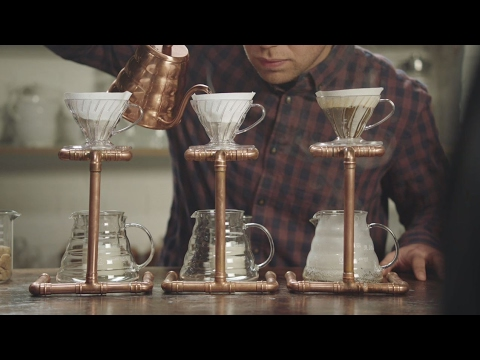 McDonald s Mocks Hipster Coffee Shops in New McCaf