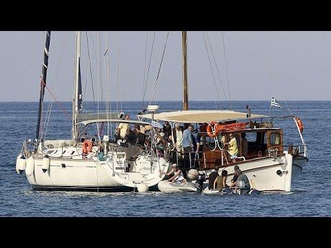 Λ. Γάζας: Εγκαταλείπουν τα σχέδια τους τα 4 πλοία με ανθρωπιστική βοήθεια