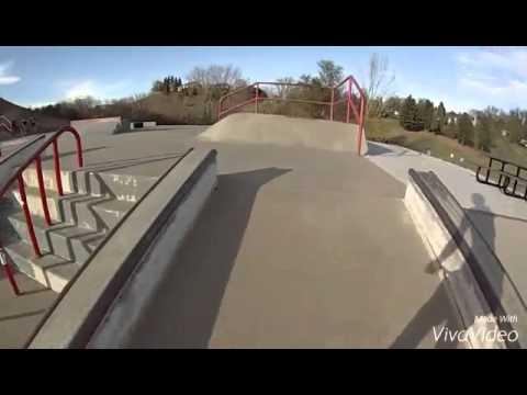 Mandan skate park