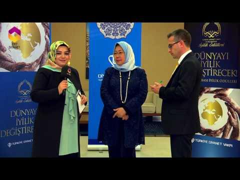 2. Uluslararası İyilik Ödülleri, Yeni Güne Merhaba Programında