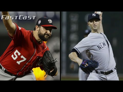 Video: MLB.com FastCast: Pitchers are on the move - 12/12/18