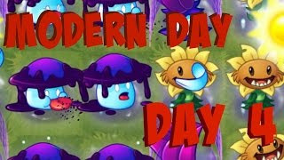 Plants vs Zombies 2 : It's About Time! Modern Day is the 11th World to our All Time Favorite Game on our Mobile Devices. My big thanks to our friends from io...
