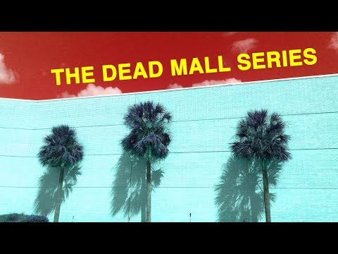 DEAD MALL SERIES : A Tale Of Two Dead Malls In TROPICAL FLORIDA, USA