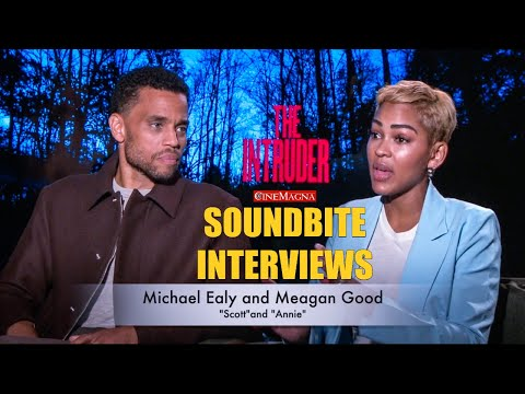 The Intruder Movie Interviews (Meagan Good, Michael Ealy & Deon 2019)