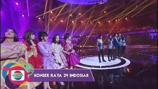 Video JEGER!! Tonton Semua Penampilan 24 Diva Divo di Konser Raya 24 Indosiar yuk! MP3, 3GP, MP4, WEBM, AVI, FLV Maret 2019