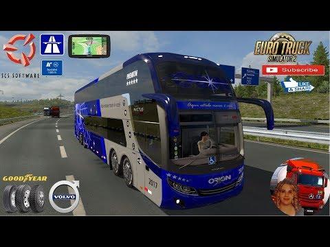 Volvo Comil/Invictus DD 1.35.x