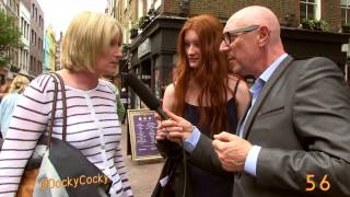 Episode Eight of Doctor Cockney - Rides Again! The Doctor swooped in on passers by this week to ask what they would do if they woke up as the opposite sex! W...