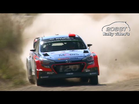 WRC Rally Poland 2016 Shakedown_ Mistakes & Max Attack_By 206GT