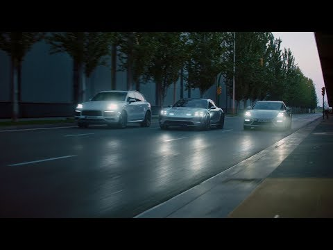 Funny pictures - Porsche E-Performance. Not the beginning.