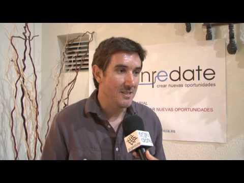 Carlos Navarro de CEO Blobic en Enrédate Alzira