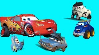 Video Disney Cruz Ramirez Makes Toy Coloring BIG Cars Mcqueen Finger Family Rhymes MP3, 3GP, MP4, WEBM, AVI, FLV Januari 2018